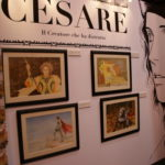 Salon du livre Paris – Rencontre avec les auteurs de Cesare