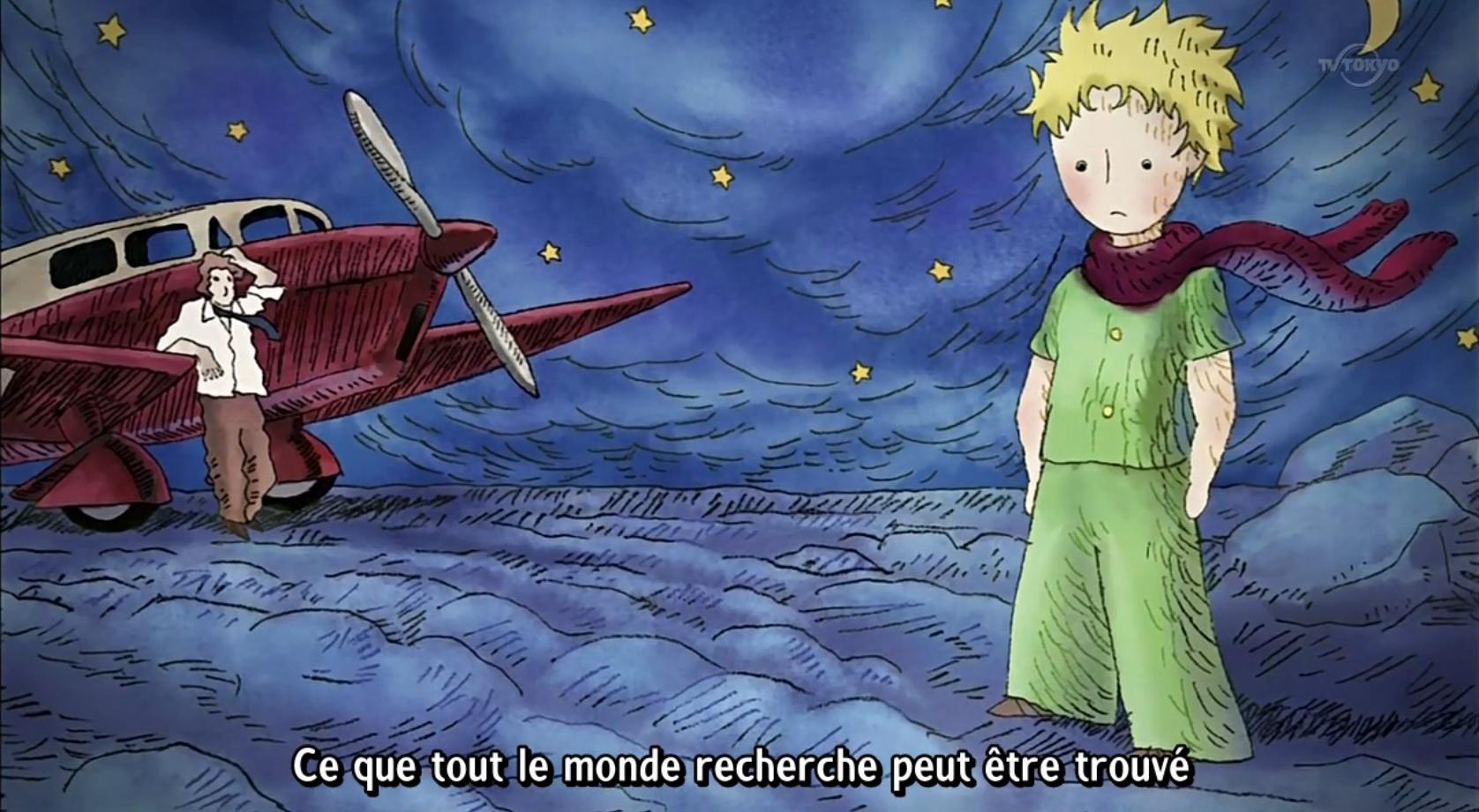 seikimatsu occult gakuin réf Petit Prince
