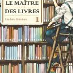 Le maître des livres ~ le tome 1