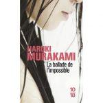 Auteur à l'honneur #2 – Haruki Murakami