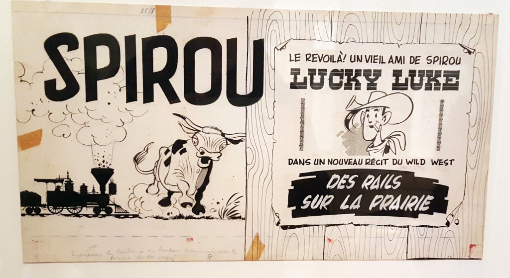 couverture Spirou n°906 - 1955