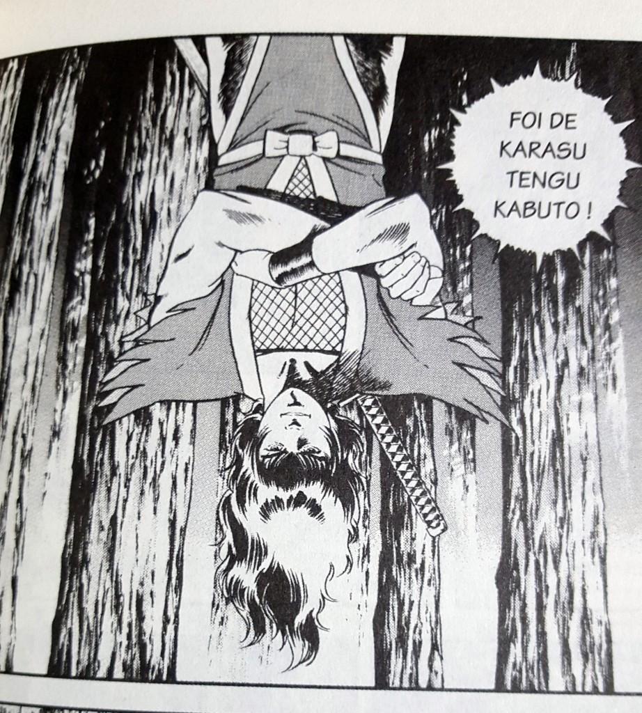 Kabuto Le Dieu Corbeau