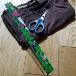 D'un t-shirt je fais un tapis