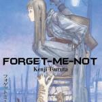 Forget-me-not, un manga à Venise