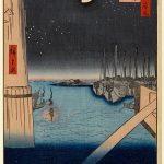 Cent vues célèbre d'Edo – Hiroshige