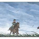 Kushi tome 2 – La tanière du loup