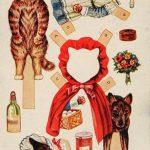 images pour le plaisir des yeux #23 – Papers toys Contes de fées