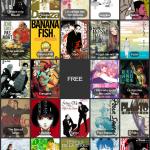 Manga bingo, mes choix