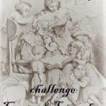 Challenge Contes & Légendes – les logos