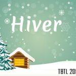 TBTL 2018-50 : Hiver