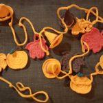 Le crochet et moi #6 – une guirlande d'Halloween