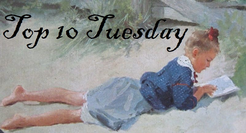 Top Ten Tuesday #93 – ma PAL coréenne