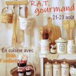 R.A.T. gourmand is coming