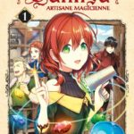 Dahliya artisane magicienne, tome 1 [manga]