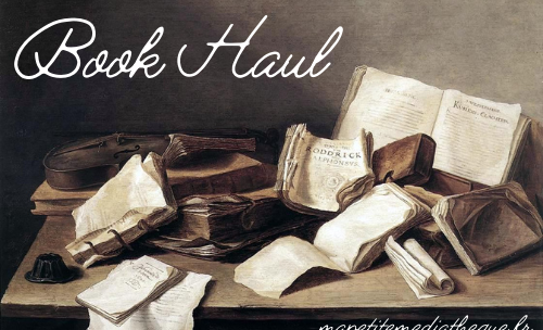 Book Haul #18
