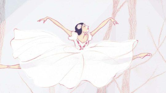 Alicia, Prima ballerina assoluta [BD]