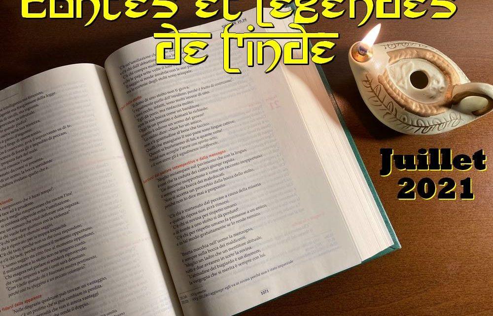 Read-A-Thon Contes et Légendes d'Inde