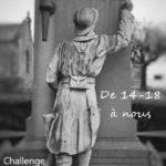 challenge Première Guerre Mondiale 2021