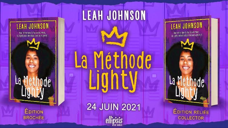 La Méthode Lighty [roman young adult]