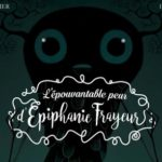 L'épouventable peur d'Epiphanie Frayeur [BD]