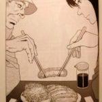 Le défi gastronome bédéphile