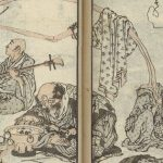 Les yôkai de maître Hokusai
