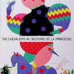 100 chevaliers au secours de la princesse