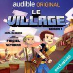 Le village [audiolivre jeunesse]