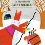 La légende de Saint Nicolas ou la terrible histoire du grand saloir [album jeunesse]