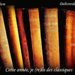 challenge cette année je (re)lis des classiques