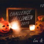 Read-a-thon Halloween 2019, deuxième du nom
