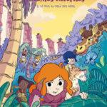 Liloo fille des cavernes, tome 3 : Le pays au-delà des mers [BD jeunesse]