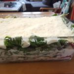Les gourmandises 2020 #8 – lasagnes véterariennes