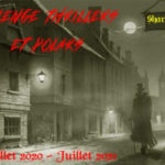 Challenge polar et thriller 2020 – 2021