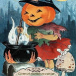 les gourmandises 2020 #12 – recettes d'automne pour accompagne le read-a-thon Halloween