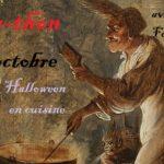 Read-a-thon Halloween en cuisine