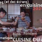 Des livres (et des écrans) en cuisine 2021 – la carte