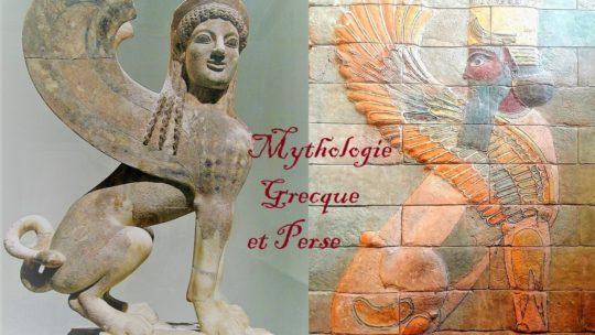 Une Histoire et des légendes gréco-perses ? ~ by Yomu-Chan