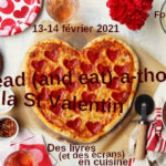 Read-a-thon gourmand de la St Valentin