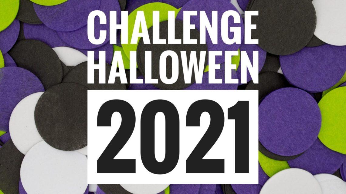 Le Haunted Reading Bingo du Challenge Halloween
